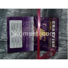 Сетеполотно CrayFish (монофиламент) 30 х 0.50 х 6 х 100