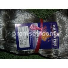 Сетеполотно CrayFish (мультимонофиламент) 55 х 0.15*3 х 6 х 150