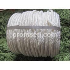 Фал плетеный капроновый (полиамидный), диаметр 10 мм