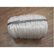 Фал плетеный капроновый (полиамидный), диаметр 8 мм
