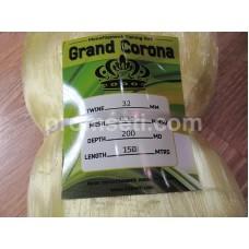 Сетеполотно Grand Corona 32 х 0.15 х 200 х 150