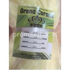 Сетеполотно Grand Corona 40 х 0.15 х 200 х 200