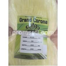 Сетеполотно Grand Corona 50 х 0.15 х 200 х 200