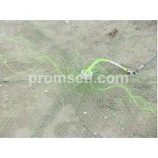 Кастинговая сеть американского типа 6 метров (капрон) яч.20мм