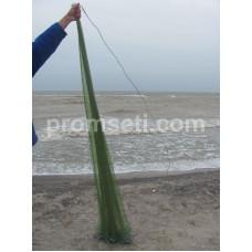 Кастинговая сеть американского типа 5 метров (капрон) яч.20мм