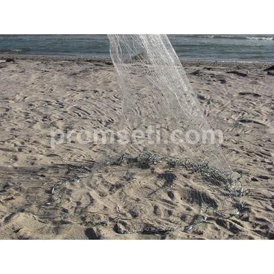 Кастинговая сеть американского типа 3 метра (леска) яч.16мм