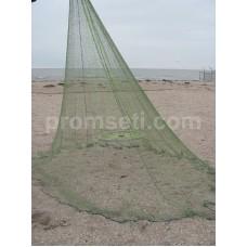 Кастинговая сеть с кольцом 5.5 м (капрон) яч.20мм