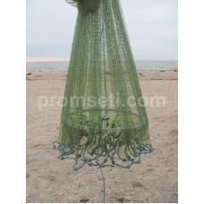 Кастинговая сеть с кольцом 4.5 м (капрон) яч.20мм