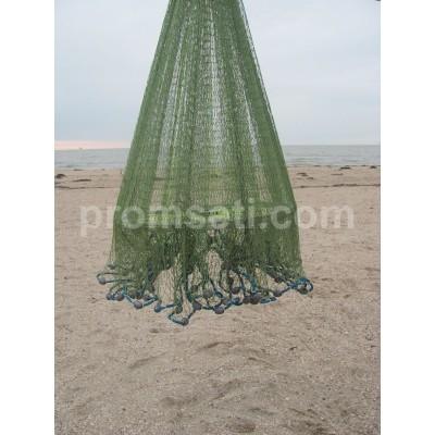 Кастинговая сеть с кольцом 6 м (капрон) яч.20мм