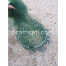 Кастинговая сеть с кольцом 3 м (леска) яч.20мм