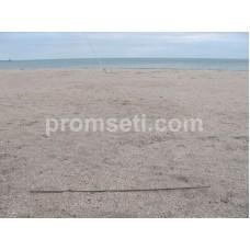 Косынка оснащенная рыболовная 1.2 м х 0.9 м, ячея 20 мм