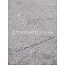 Косынка оснащенная рыболовная 1.2 м х 0.9 м, ячея 48 мм