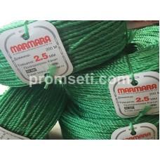 Веревка полипропиленовая Marmara 2.5 мм (5 шт)