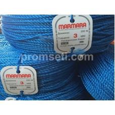 Веревка полипропиленовая Marmara 3.0 мм (5 шт)