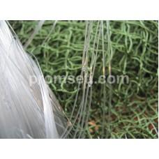 Сетеполотно ряжевое лесковое яч.200 мм, высота 50 ячей