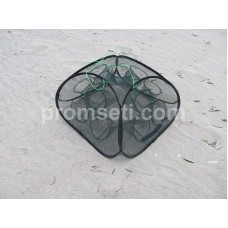 "Раколовка ""Зонтик"" 13 входов, диаметр 65 см (от 10ти шт)"