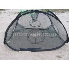 "Раколовка ""Зонтик"" 5 входов, диаметр 65 см (от 2-х шт)"