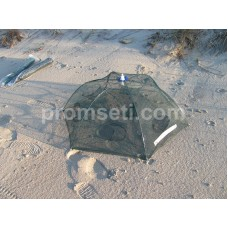 "Раколовка ""Зонт"" 6 входов, диаметр 90 см (от 3-х шт)"