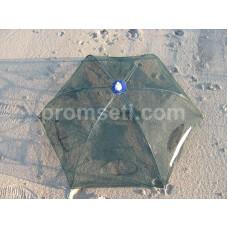 "Раколовка ""Зонт"" 6 входов, диаметр 90 см (от 10-ти шт)"
