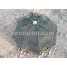"Раколовка ""Зонт"" 8 входов, диаметр 90 см (от 10-ти шт)"