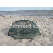 "Раколовка ""Зонт"" 9 входов, диаметр 90 см (от 2-х шт)"
