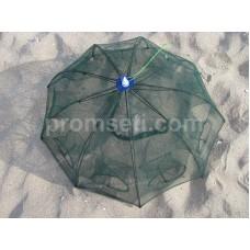 "Раколовка ""Зонт"" 9 входов, диаметр 90 см (от 10-ти шт)"