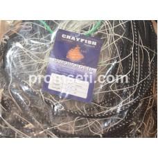 Рамовая сеть CrayFish (КрайФиш) 50 х 1.5 ячея 70 мм, леска 0.20 мм