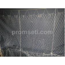 Рамовая сеть 50 х 1.3 ячея 30 мм, леска 0.18 мм