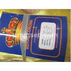 Сетеполотно Royal Corona (монолеска) 55 х 0.18 х 200 х 200