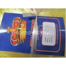 Сетеполотно Royal Corona (скрученная леска) 120 х 0.20*3 х 75 х 150