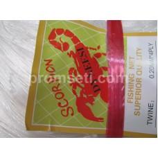 Сетеполотно Scorpion (скрученная леска) 80 х 0.20*4 х 75 х 150