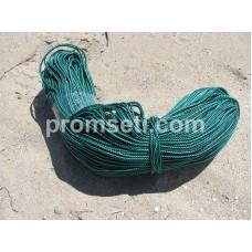 Шнур полипропиленовый вязаный с сердечником 4.0мм (150 м)