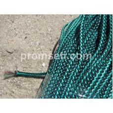 Шнур полипропиленовый вязаный с сердечником 4.0мм (200 м)