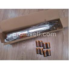 Торпеда для постановки сетей на батарейках металлическая
